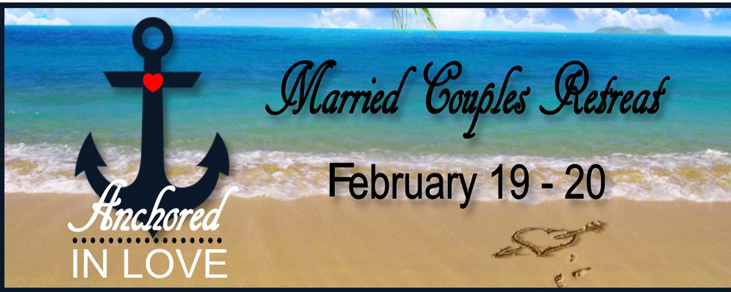couples retreat banner