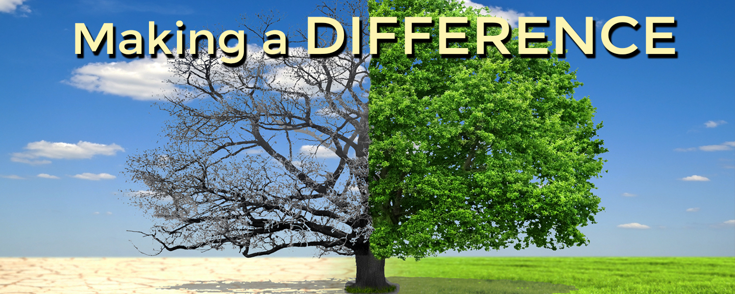 making a difference web banner
